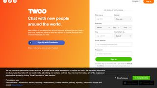 Join twoo